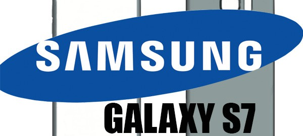 SAMSUNG Galaxy S7 render picture