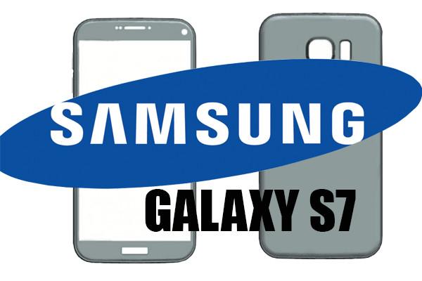 SAMSUNG Galaxy S7 render picture