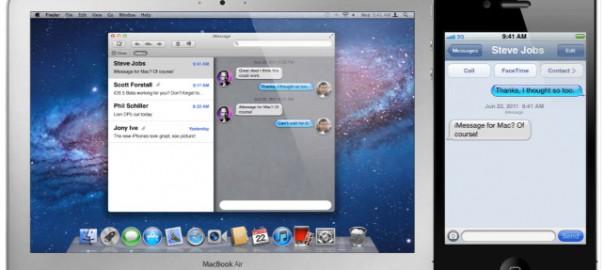 سرویس iMessage اپل